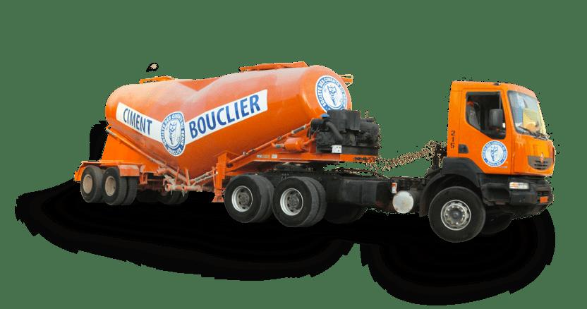 ciment bouclier betonneuse