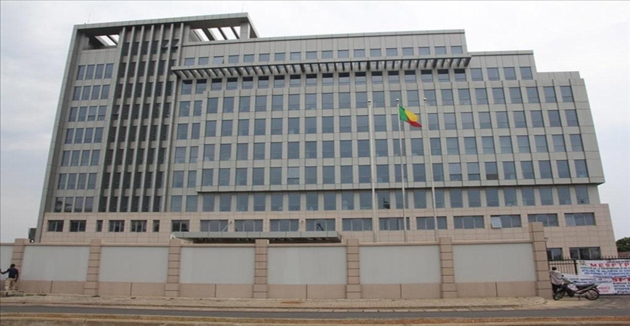 ciment bouclier tour administrative cotonou benin